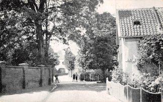 Ansichtkaart Ede Bergstraat 1910 HC6143