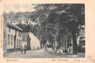 Ansichtkaart Oostvoorne Naar Mildenburg Kleinrondstempel 1903 Filatelie HC6184
