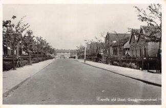 Ansichtkaart Capelle aan den IJssel Goudenregenstraat 1956 HC6214