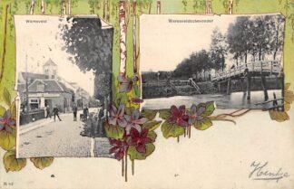 Ansichtkaart Warnsveld Warnsveldschevonder 1901 Zutphen HC6219