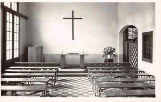 Ansichtkaart Driebergen Kerk en Wereld Kapel van De Horst 1950 HC6255