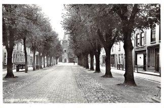 Ansichtkaart Colijnsplaat Voorstraat 1965 Noord-Beveland HC6256