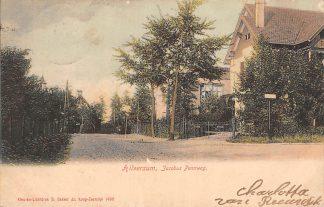 Ansichtkaart Hilversum Jacobus Pennweg 1903 HC6317