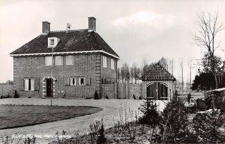 Ansichtkaart Silvolde Ned. Hervormde Pastorie Terborg 1967 HC6338