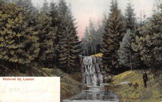 Ansichtkaart Loenen (GD) Waterval 1903 HC6369
