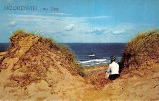 Ansichtkaart Noordwijk aan Zee Duinen en strand HC6509