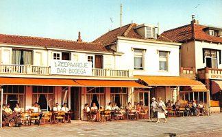 Ansichtkaart Noordwijk aan Zee 't Zeepaardje Bar Bodega de Grent 16 HC6511