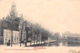Ansichtkaart Barsingerhorn Dorpsgezicht Hollands Kroon Schagen HC6520
