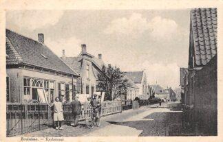 Ansichtkaart Bruinisse Kerkstraat Schouwen-Duiveland HC6529