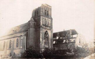 Ansichtkaart Borculo Stormramp 1925 Verwoeste kerk HC6566
