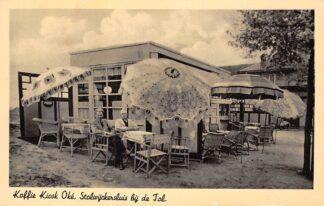 Ansichtkaart Stolwijkersluis bij Gouda Koffie Kiosk Oke bij de Tol HC6580
