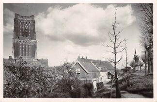 Ansichtkaart Woudrichem Kerk en Molen HC6652
