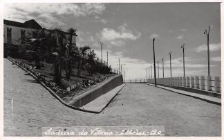 Ansichtkaart Bahia Brazilië Brazil Ladeira da Yiteria Ilheus Ba Zuid-Amerika HC6670