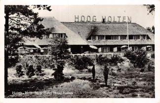 Ansichtkaart Holten Holterberg Hotel Hoog-Holten 1956 HC6701