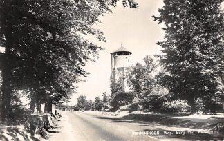 Ansichtkaart Wageningen Wag. Berg met Watertoren 1960 HC6727