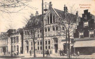 Ansichtkaart Beverwijk Postkantoor HC6741