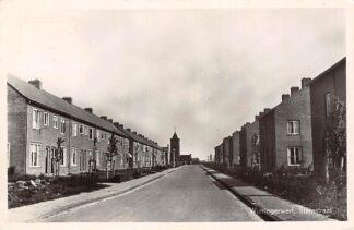 Ansichtkaart Wieringerwerf Wieringen Sternstraat 1950 HC6748