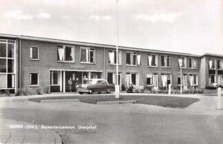 Ansichtkaart Buren (GD) Bejaardencentrum Oranjehof Auto  Betuwe 1967 HC6764