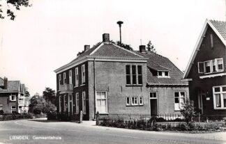 Ansichtkaart Lienden Gemeentehuis Betuwe HC6765