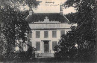 Ansichtkaart Beverwijk Huize Akerendam HC6787
