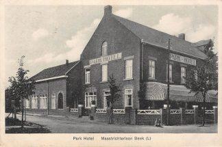 Ansichtkaart Beek (LB) Park Hotel Maastrichterlaan 1927 HC6865