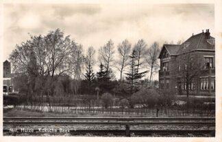 Ansichtkaart Mill Huize Koksche Beek met Spoorlijn Spoorwegen 1939 HC6878