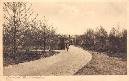 Ansichtkaart Amersfoort Klein Zwitserland 1934 HC6942