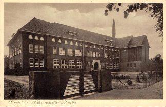 Ansichtkaart Beek (LB) St. Franciscus Klooster 1935 HC6945