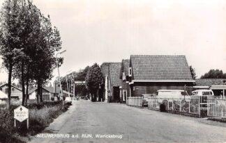 Ansichtkaart Nieuwerbrug aan de Rijn Wierickebrug Auto Volkswagen HC6982