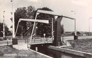 Ansichtkaart Zwammerdam Ziedebrug HC6994