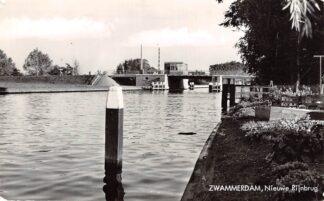 Ansichtkaart Zwammerdam Nieuwe Rijnbrug HC6995