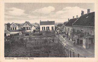 Ansichtkaart Gouderak (Uitbreiding) Dorp HC7000
