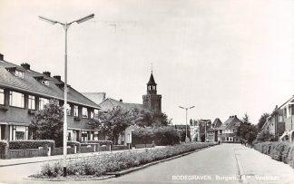 Ansichtkaart Bodegraven Burg. G.H. Vonklaan 1969 HC7018