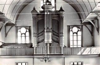Ansichtkaart Bodegraven Gereformeerde Kerk Interieur Orgel HC7025