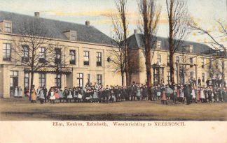 Ansichtkaart Neerbosch Weesinrichting Keuken, Rehoboth Nijmegen HC7065