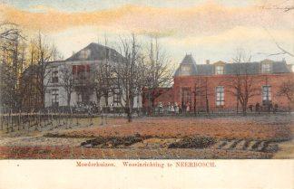 Ansichtkaart Neerbosch Weesinrichting Moederhuizen Nijmegen HC7066