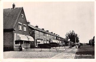 Ansichtkaart Capelle aan den IJssel Kanaalweg 1954 HC7189