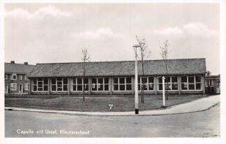 Ansichtkaart Capelle aan den IJssel Kleuterschool School 1952 HC7190