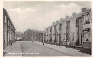 Ansichtkaart Capelle aan den IJssel Hortensiastraat 1952 HC7191