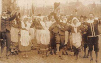 Ansichtkaart Leiden Fotokaart 1927 HC7194