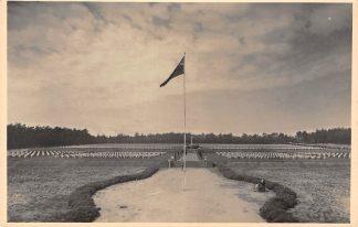 Ansichtkaart Onbekend Militair begraafplaats Fotokaart HC7202