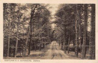 Ansichtkaart Dieren Oostlaan b.d. Geitenberg HC7264