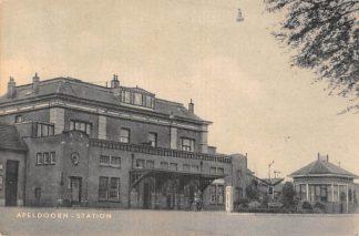 Ansichtkaart Apeldoorn Station Spoorwegen HC7279