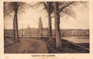 Ansichtkaart Kampen Gezicht op Kampen 1919 HC7313