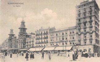Ansichtkaart België Blankenberge Le Casino HC7335
