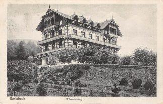 Ansichtkaart Duitsland Berlebeck Johannaberg 1930 Lippe Deutschland Europa HC7363