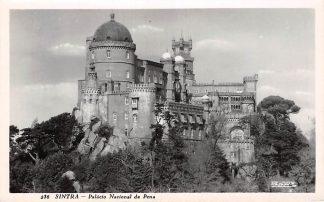 Ansichtkaart Portugal Sintra Palacio Nacional da Pena Europa HC7371