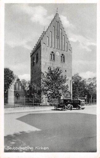Ansichtkaart Denemarken Stubbekoping Kirken Auro Danemark Danmark Europa HC7373