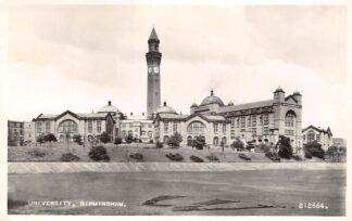 Ansichtkaart Engeland Birmingham University 1954 England Great-Britain HC7388