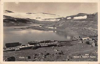 Ansichtkaart Noorwegen Finse 1935 Norge Norway HC7393